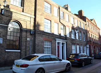 Thumbnail 3 bed town house for sale in Hill Street, Wisbech