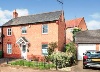 Thumbnail 4 bed detached house for sale in Shrub Road, Hampton Vale, Peterborough