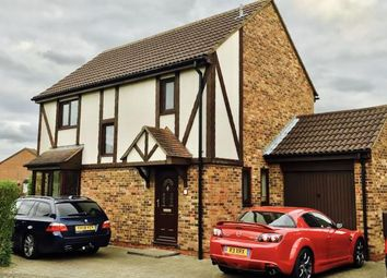 Thumbnail 4 bed detached house for sale in Barnard Close, Eynesbury, St. Neots, Cambridgeshire