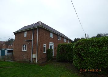 Thumbnail 3 bed semi-detached house to rent in Hillside Road West, Bungay