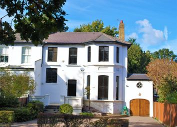 Thumbnail 4 bed semi-detached house for sale in Kingswood Road, Shortlands, Bromley