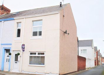 Thumbnail 3 bed end terrace house for sale in Maple Street, Jarrow, Tyne And Wear