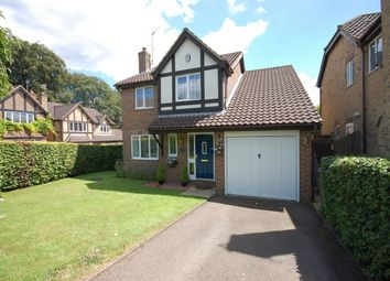 Thumbnail 4 bed detached house for sale in Beacon Close, Stone, Buckinghamshire