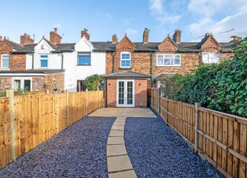 Thumbnail 2 bed terraced house for sale in Cliff View, Frodsham