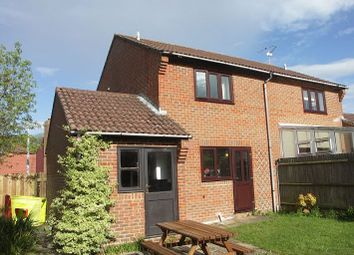 Thumbnail 3 bed semi-detached house to rent in Binfields Close, Chineham, Basingstoke
