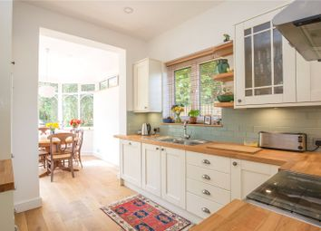 Thumbnail 5 bedroom end terrace house to rent in Tregaron Avenue, Crouch End
