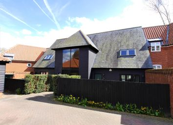 Thumbnail 2 bed flat for sale in Black Barn Close, Lower Somersham, Ipswich, Suffolk