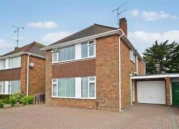 Thumbnail 4 bed detached house for sale in Cumberland Avenue, Goring-By-Sea, Worthing, West Sussex