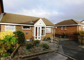 Thumbnail 2 bed semi-detached bungalow for sale in Kelmarsh Close, Openshaw, Manchester