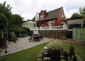 Thumbnail 3 bed semi-detached house for sale in Sunnyside Crescent, Ashton-Under-Lyne