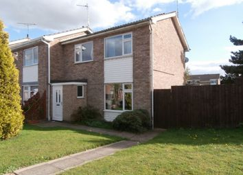 Thumbnail 3 bedroom town house to rent in Uppingham Drive, Broughton Astley