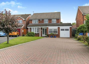4 bed detached house for sale in Park Hall Crescent, Castle Bromwich, Birmingham B36