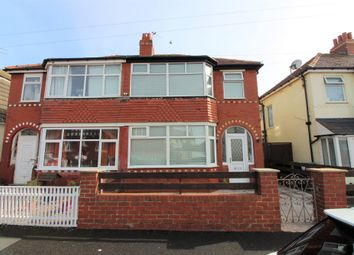 Thumbnail 3 bedroom semi-detached house for sale in Kensington Road, Cleveleys