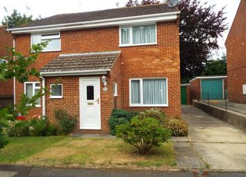 Thumbnail 2 bed semi-detached house for sale in Ealham Close, Willesborough, Ashford, Kent