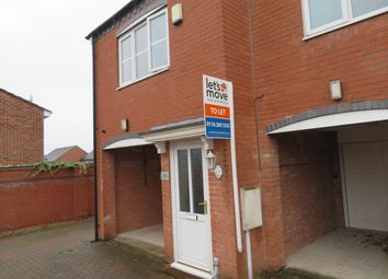Thumbnail 1 bed town house to rent in Swans Rest, Swadlincote