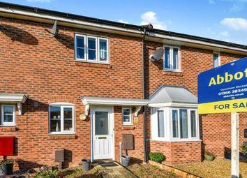 Thumbnail 2 bedroom terraced house for sale in Downham Market, Norfolk