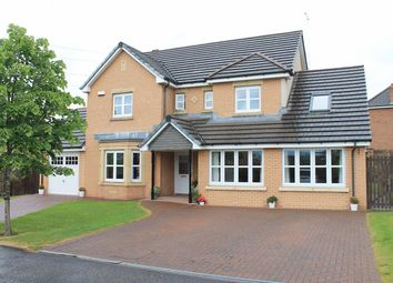Thumbnail 5 bed property for sale in Broomhouse Crescent, Uddingston, Glasgow