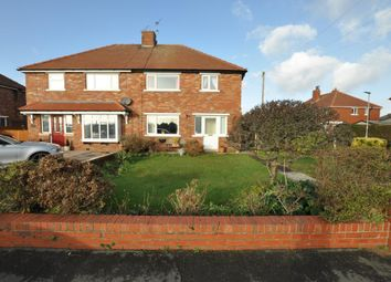 Thumbnail 3 bedroom semi-detached house for sale in St Leonards Road East, St Annes, Lytham St Annes, Lancashire