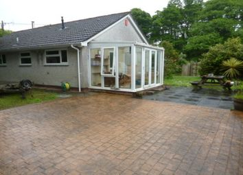 Thumbnail 3 bed detached bungalow to rent in St. Andrews Road, Par