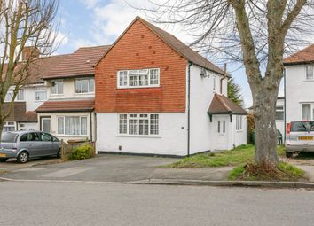 Thumbnail 3 bed end terrace house for sale in 135 Browning Avenue, Worcester Park, London