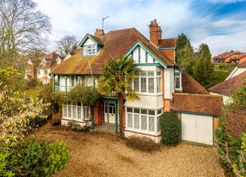 Thumbnail 6 bedroom detached house for sale in Woking, Surrey