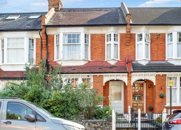 Thumbnail 3 bed terraced house for sale in Ollerton Road, Bounds Green, London