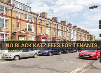 Thumbnail 4 bed flat to rent in Birchington Road, London