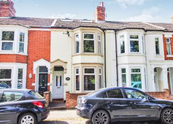 Thumbnail 3 bed terraced house for sale in St. James Park Road, St James, Northampton