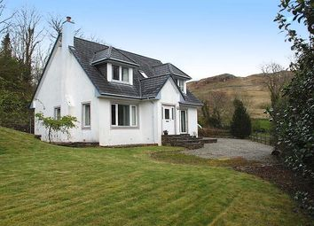 Thumbnail 4 bed detached house for sale in Kilmelford, Oban