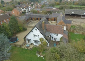 Thumbnail 5 bed detached house for sale in Churchover, Rugby, Warwickshire