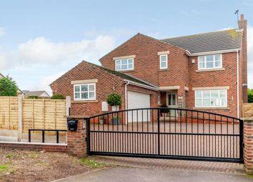 Thumbnail 4 bed detached house for sale in Garden Lane, Sherburn In Elmet