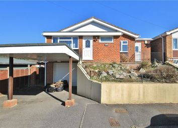 Thumbnail 4 bed detached bungalow to rent in Rushmoor Close, Guildford, Surrey