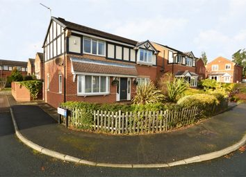 Thumbnail 3 bed detached house for sale in Woodside Mews, Meanwood, Leeds