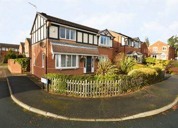 Thumbnail 3 bedroom detached house for sale in Woodside Mews, Meanwood, Leeds
