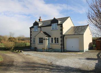 Thumbnail 3 bed detached house for sale in Halwin Lane, Porkellis, Helston
