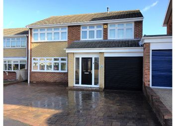 Thumbnail 4 bed detached house for sale in Sandmoor Road, New Marske