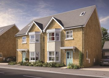 Thumbnail 4 bedroom semi-detached house for sale in Thorpe Road, Longthorpe, Peterborough