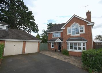 Thumbnail 4 bed detached house for sale in Coven Mill Close, Coven, Wolverhampton