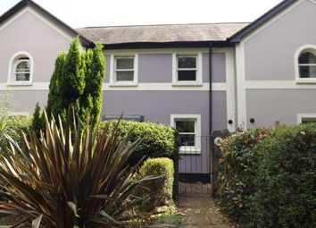 Thumbnail 3 bed terraced house for sale in Newton Abbot, Devon