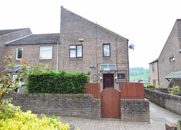 Thumbnail 3 bed end terrace house for sale in Jubilee Court, Wirksworth, Matlock