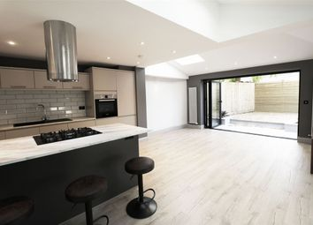 Thumbnail 5 bed terraced house to rent in Briscoe Road, Colliers Wood, London