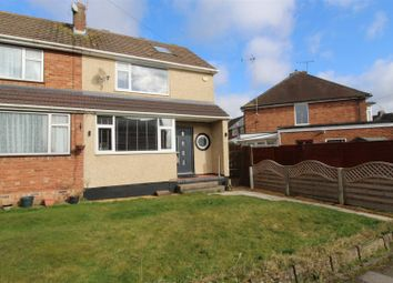Thumbnail 3 bed end terrace house for sale in Holmes Drive, Coventry