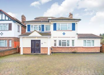Thumbnail 5 bedroom detached house for sale in Chase Side, Southgate, London