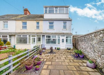 Thumbnail 4 bed end terrace house for sale in Victoria Park Road, Torquay