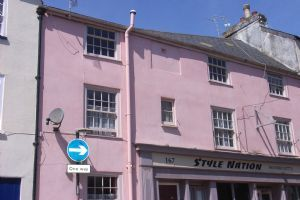 Thumbnail 2 bed flat to rent in Winner Hill Road, Paignton