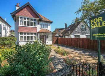 Thumbnail 4 bedroom detached house for sale in Chalkwell Avenue, Westcliff-On-Sea