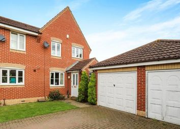Thumbnail 3 bedroom end terrace house for sale in Wymondham, Norwich, Norfolk