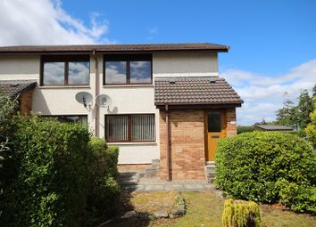 Thumbnail 1 bed property for sale in 73 Towerhill Crescent, Cradlehall, Inverness, Highland.