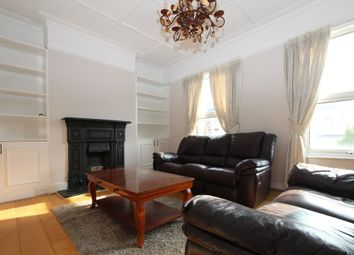 Thumbnail 3 bed flat to rent in Crescent Road, Alexandra Park, London