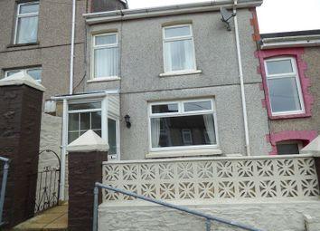 3 bed terraced house for sale in Coronation Street, Ogmore Vale, Bridgend. CF32